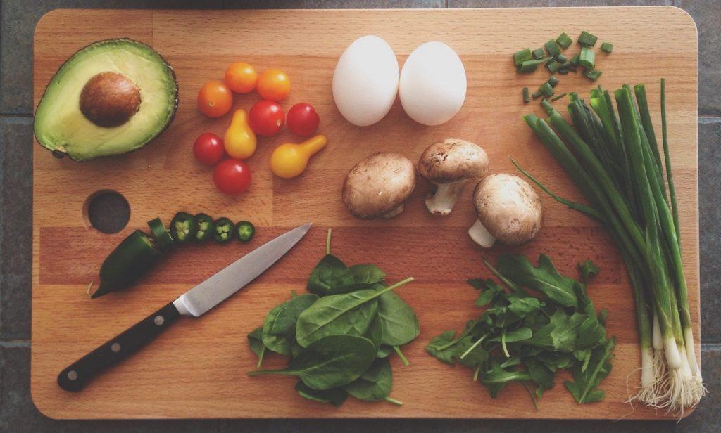 huisgemaakte maaltijd