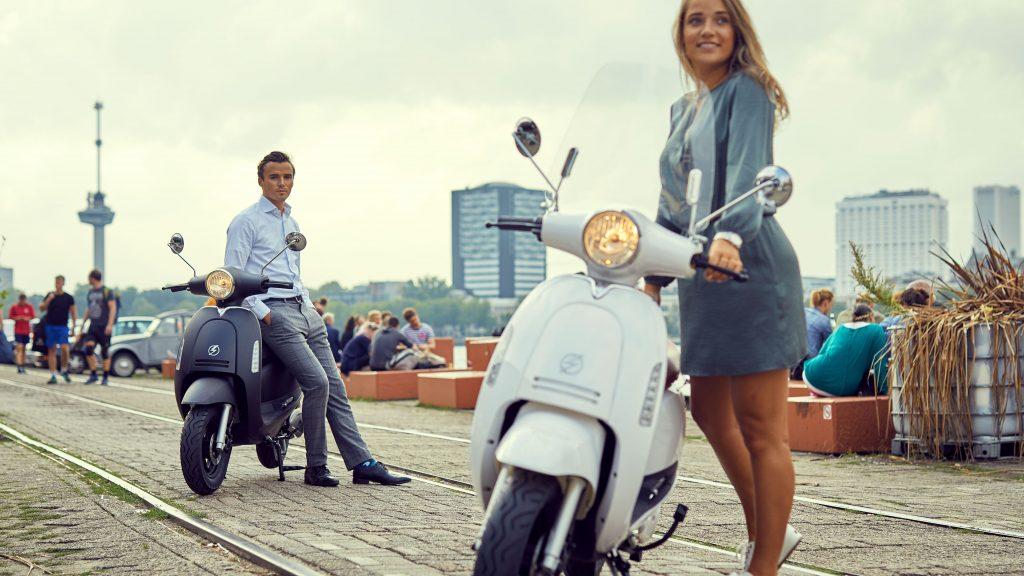 blitss elektrische scooter