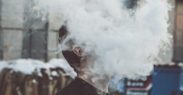 e-sigaret rook