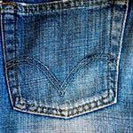 jeans-broek