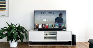 televisie-inrichting