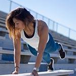 training-vrouw