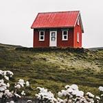 klein-rood-huisje