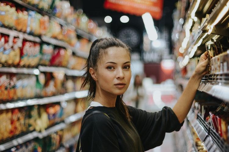 supermarkt-medewerker