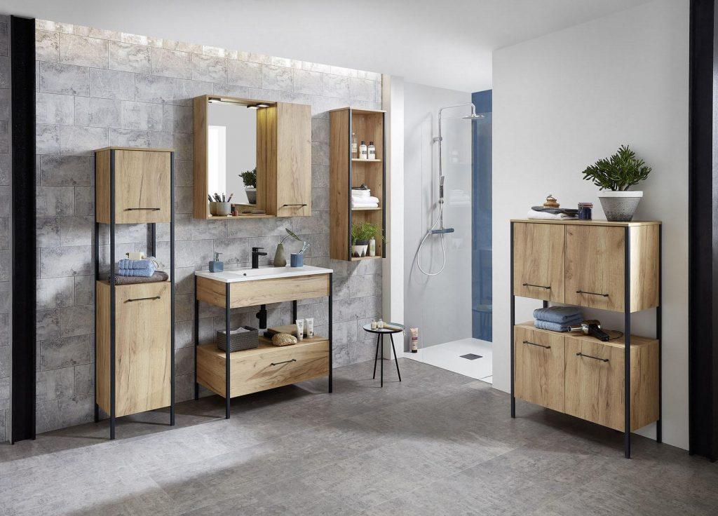 badkamer hout
