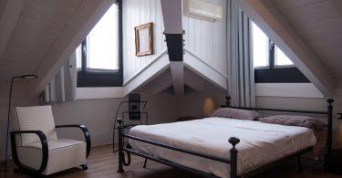 zolderkamer-slaapkamer