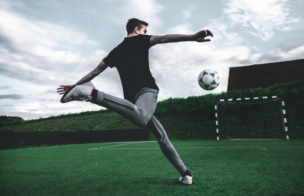 voetbal-schieten