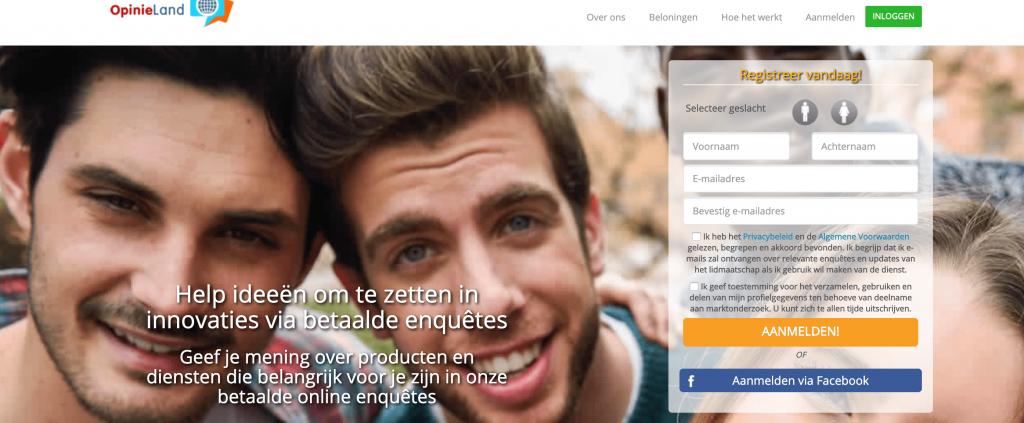 opinieland-website