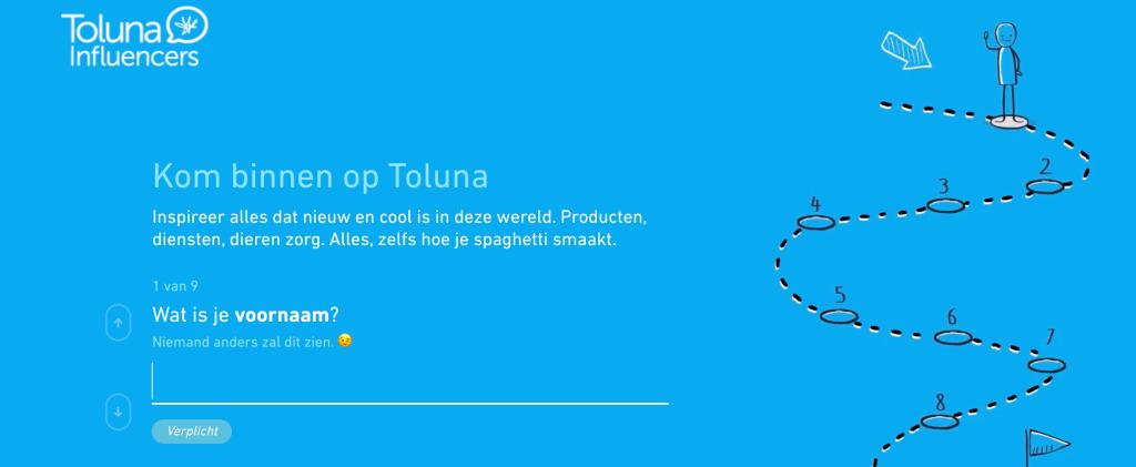 toluna-aanmelden