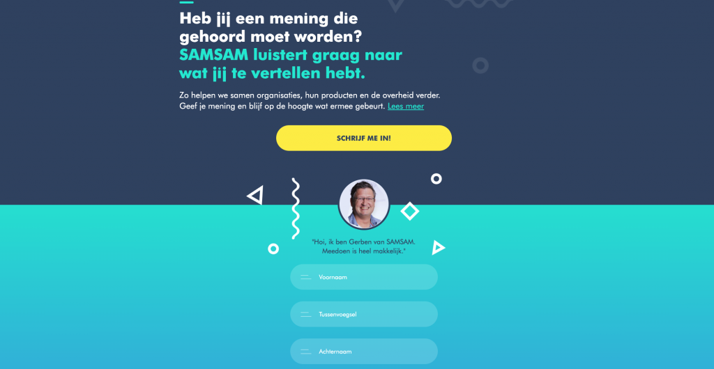 samsam-website