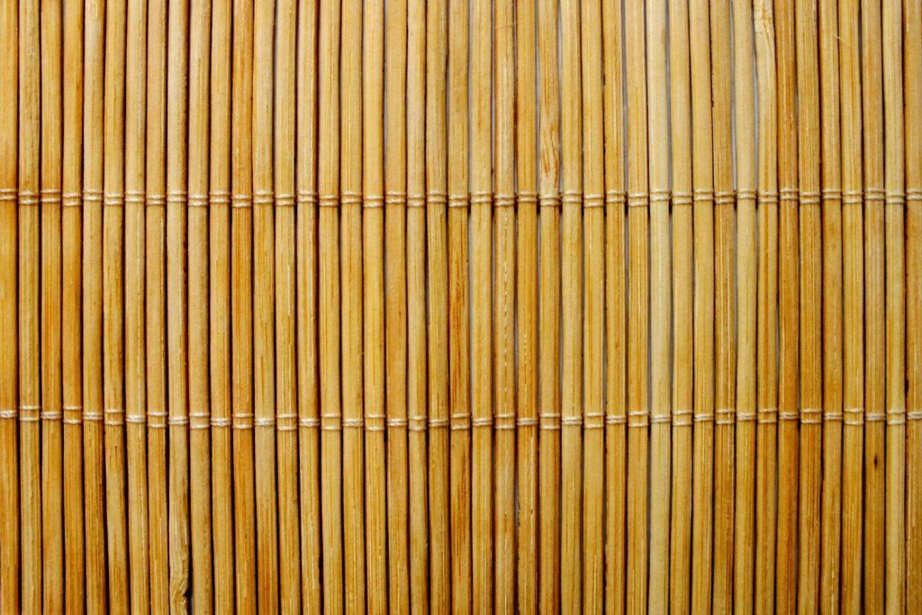 bamboe-hek