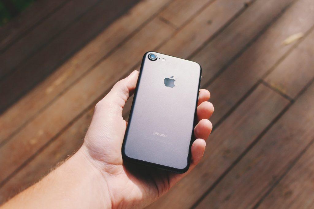 iphone-8-zwart