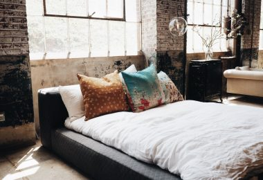 industriele-slaapkamer