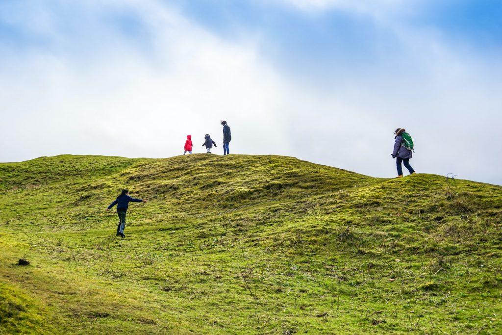 bergen-wandeling