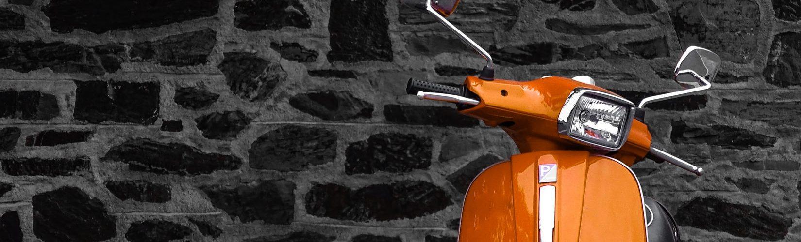 oranje-vespa