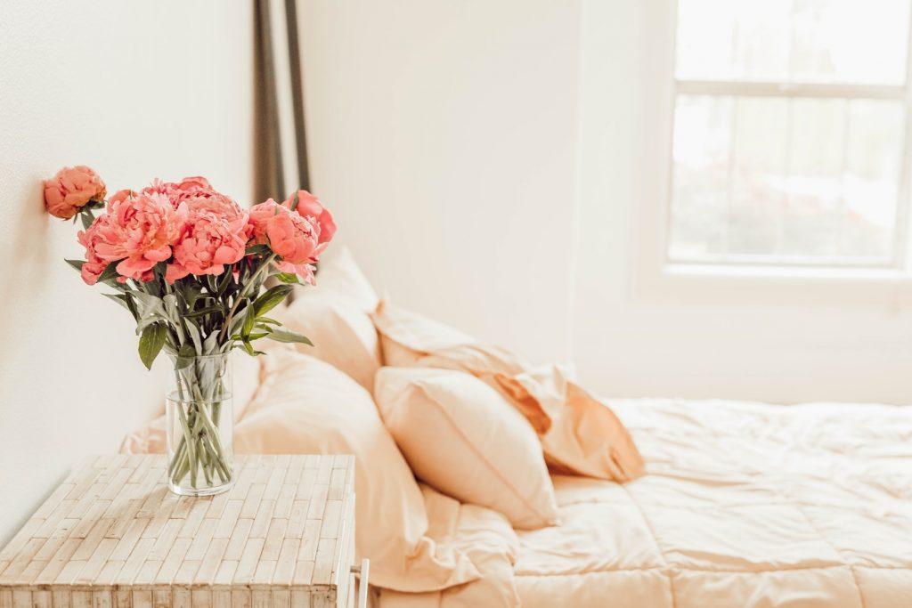 bloemen-slaapkamer