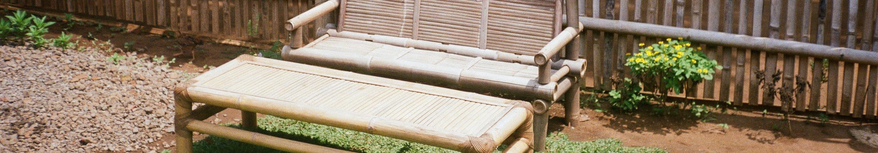 bamboe-tuinmeubelen