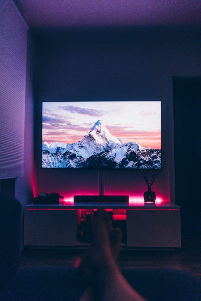 tv-aan-muur