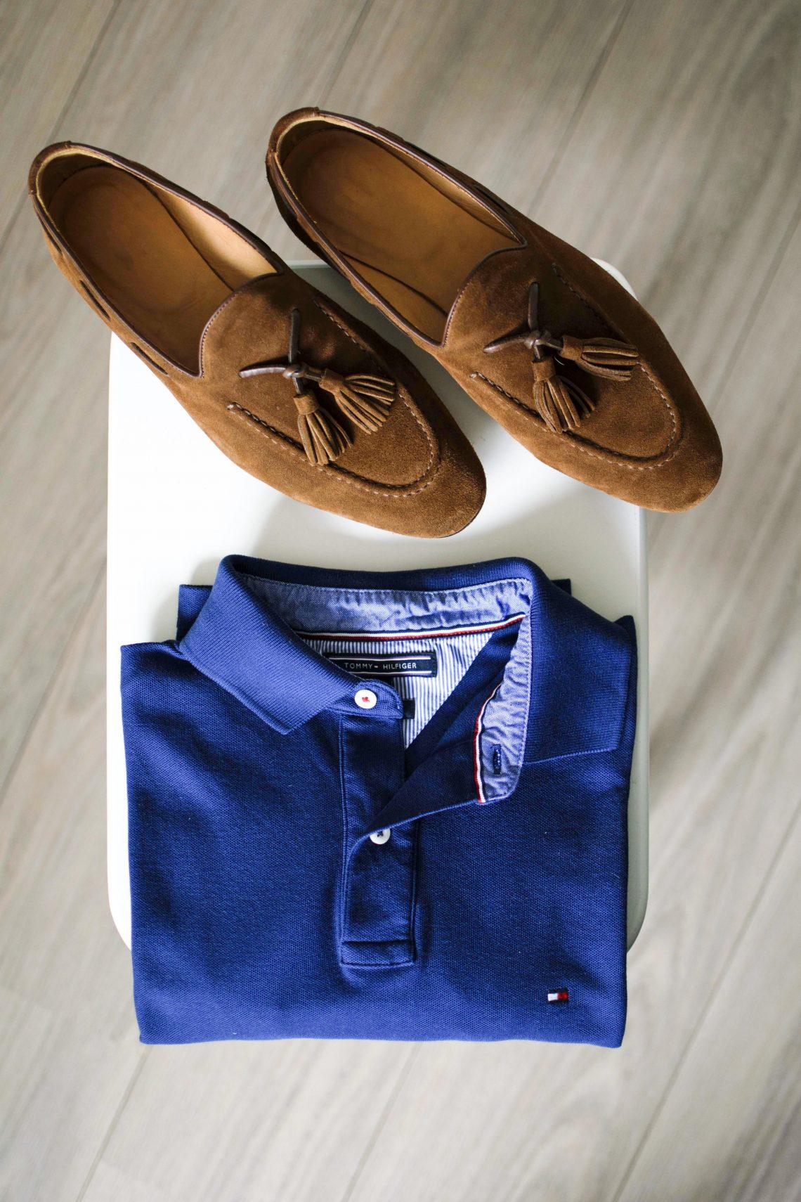 blauwe-tommy-hilfiger-polo