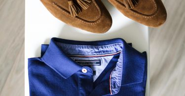 blauwe-tommy-hilfiger-polo