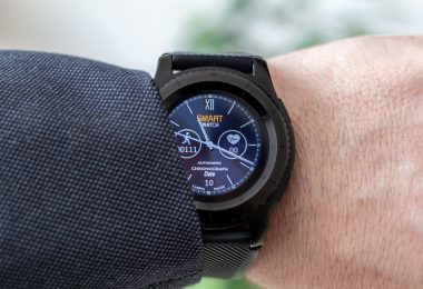 smart-watch-zwart