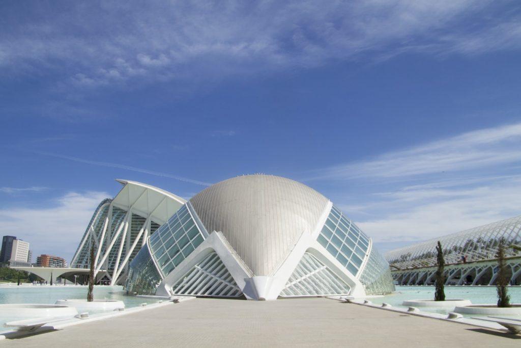 city of arts and sciences-valencia
