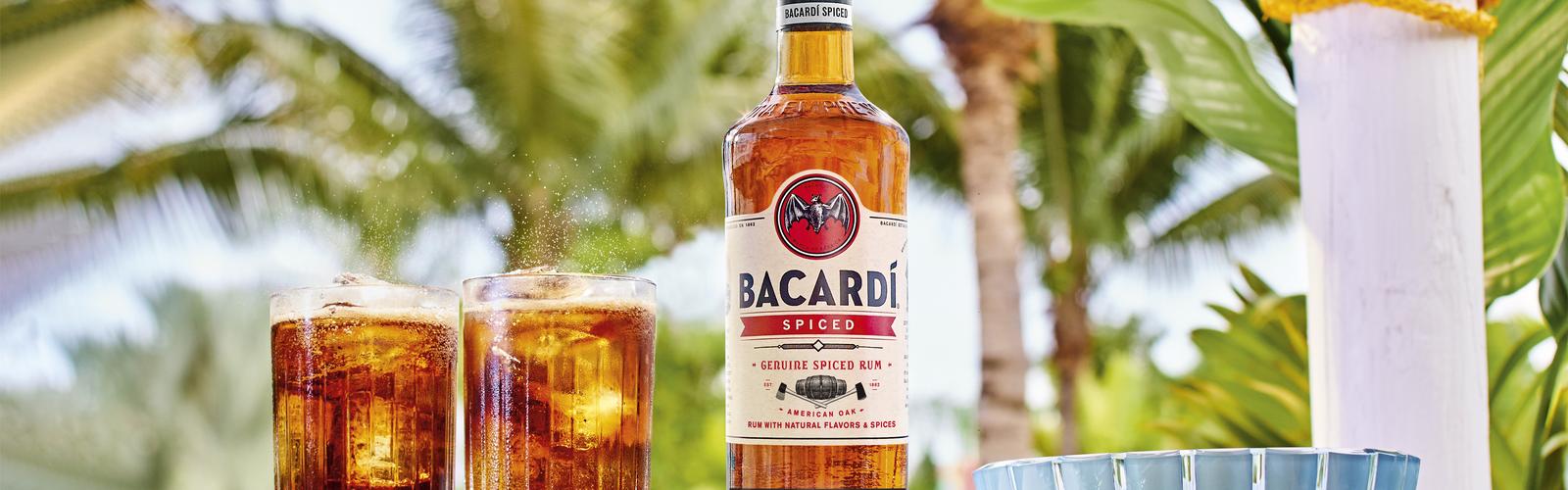 BACARDI Spiced 2