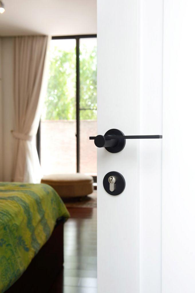 deurkruk-zwart