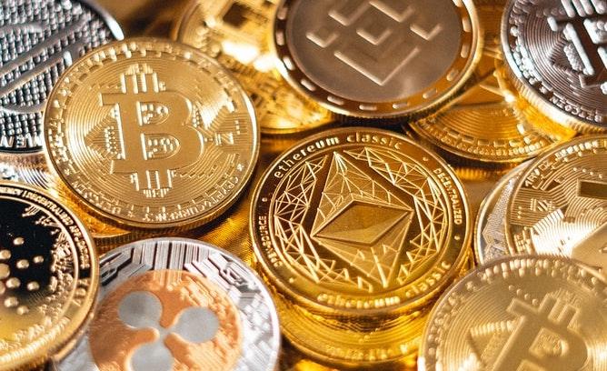 verschillende-crypto-munten