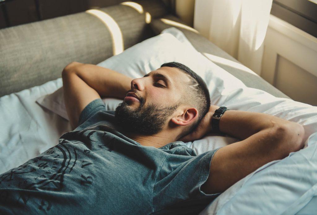 slapende-man
