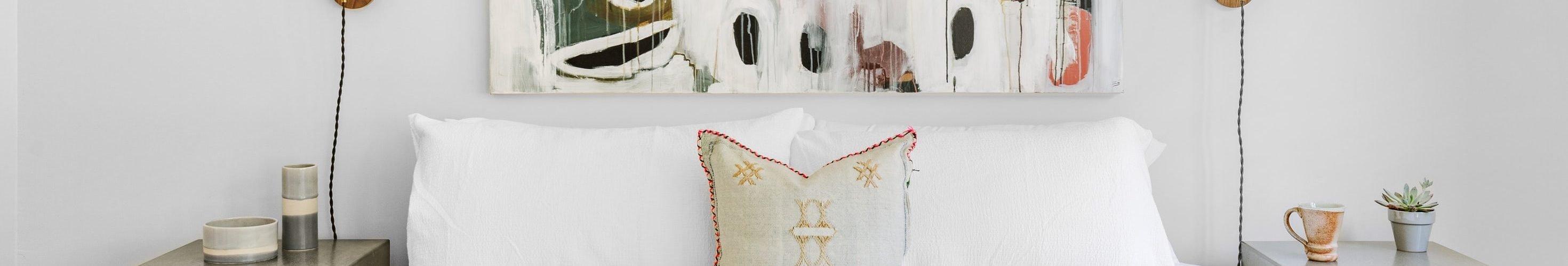 witte-slaapkamer-kunst-kleuren